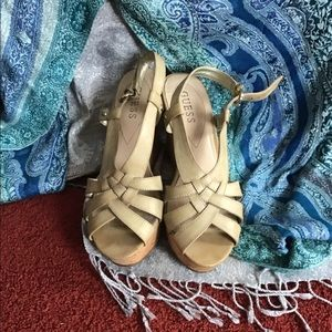 GUESS Wedges 7.5